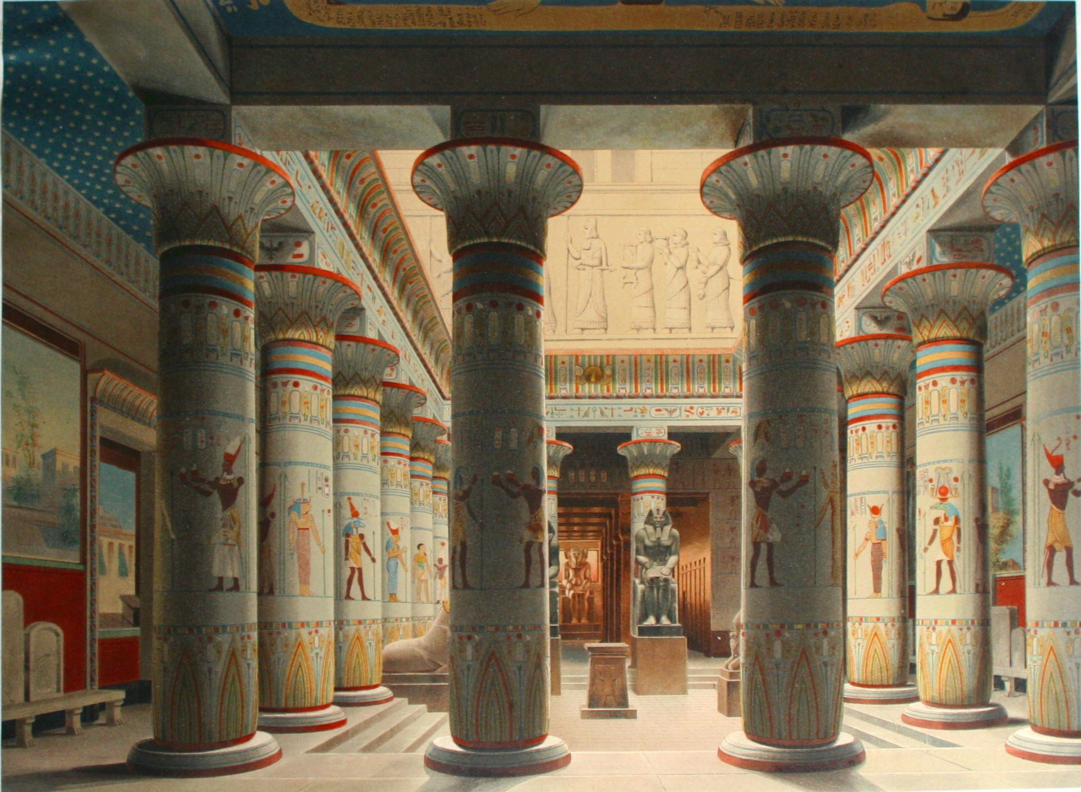 Neues_Museum_Aegyptischer_Hof
