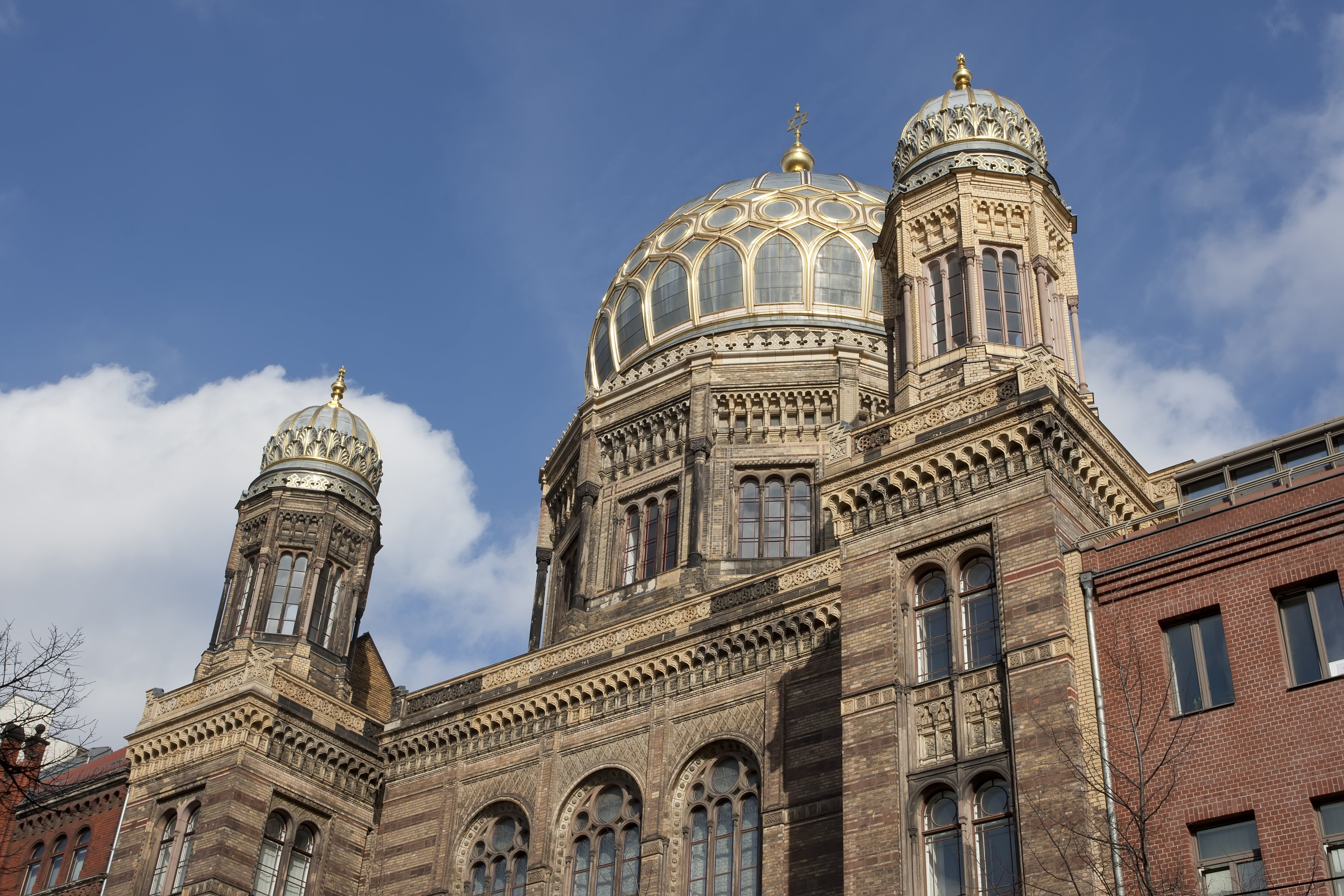 New Synagogue in Berlin